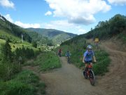 Codgers Mountain Bike Park with Kids