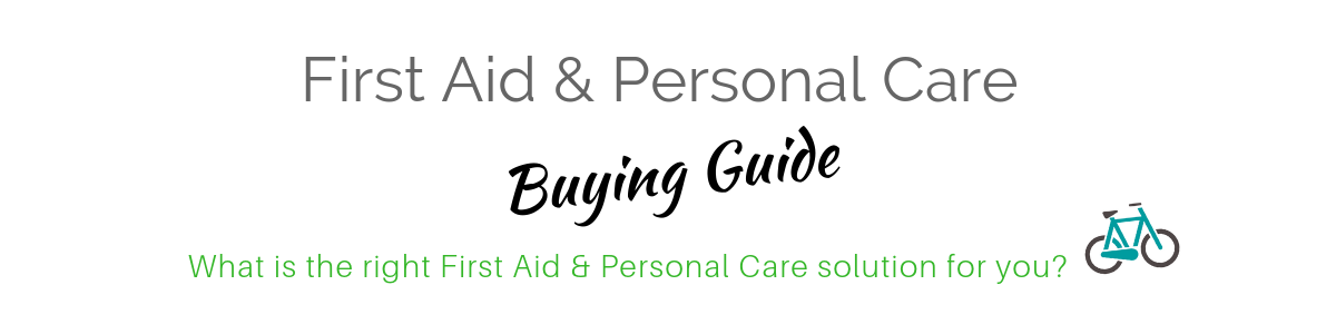 First Aid and Personal Care Buying Guide