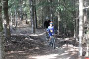 Hamner Forest Park – biking with kids