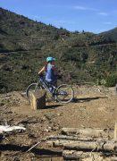 Multi Environment Womens Helmet - mountain bike riding