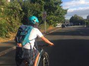 youth traffic riding helmet - school