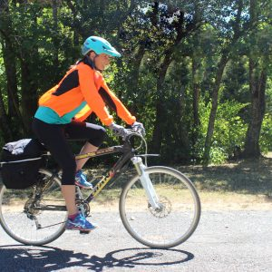 Make biking easier with good efficient pedaling
