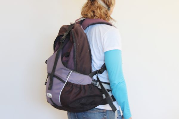 20L Biking Backpack womens goRide