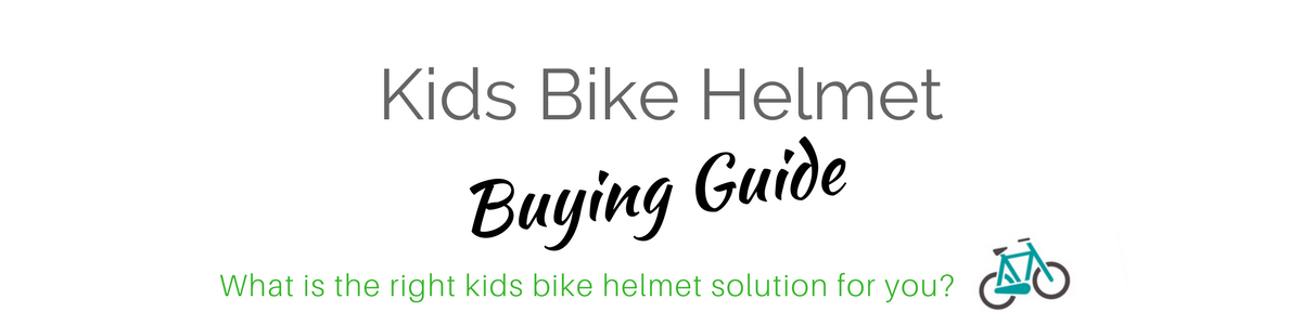 Header 2 Kids Bike Helmet Buying Guide