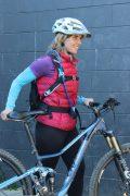 Mountain Bike Helmet & Hydration - performance mountain biking