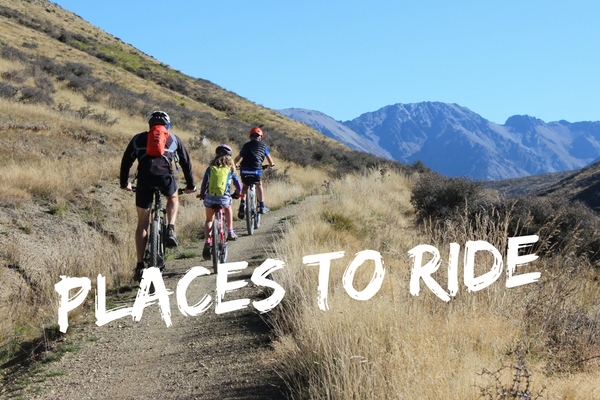 Places to Ride