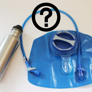 Hydration- Carrying water when you bike - what are your options?