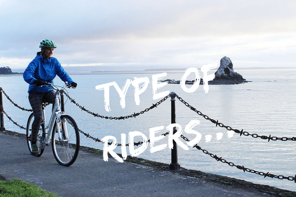 Type of Riders