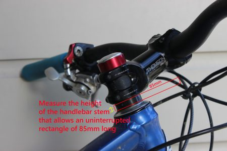 height handlebar stem A head goRide