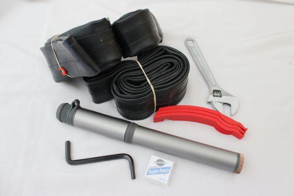 Family Tool Kit. goRide