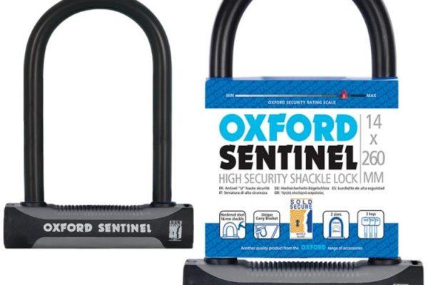 Oxford Sentinel. U Lock. goRide