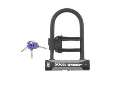 Oxford Sentinel:Bracket:Keys. U Lock. goRide