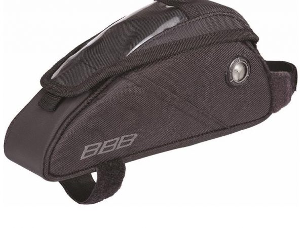 Top Tube Frame Bag. How to Carry Bike Tools. goRide