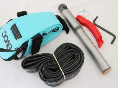 Essential bike tool kit. goRide