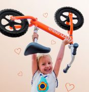 Cruzee balance bike - toddlers 18 months+