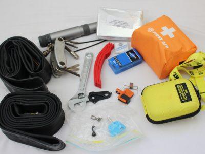 Tool kit first aid kit PLB Heaphy Track