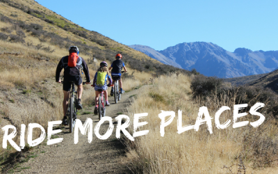 Ride more places