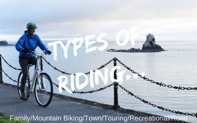 Types of Riding