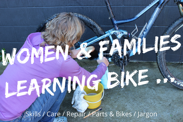 Women and families learning
