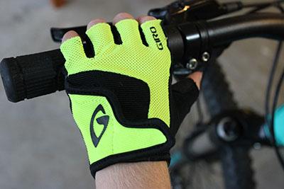 Kids bikeing glove goRide 400w