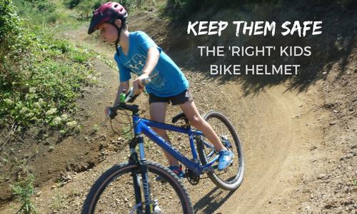 Kids Bike helmet - Isaac