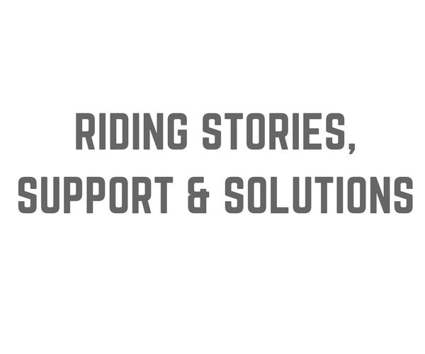 Riding Stories, support & Solutions (10)