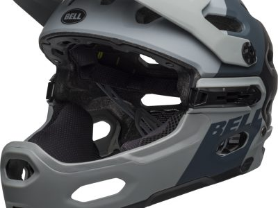 Bell 3R. Dark grey:gunmetal. goRide