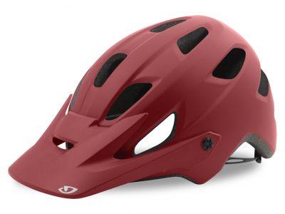 Giro Chronicle Mens Helmet. Matt Dark Red. goRide