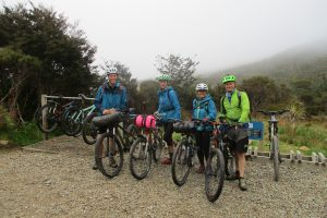 Heaphy Track, multi day mountain biking. goRide