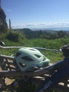 Womens mountain bike helmet - all mountain performance