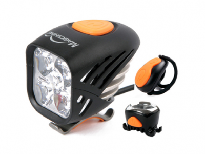 Enduro Mountain Bike Lights - 5000lumen.goRide