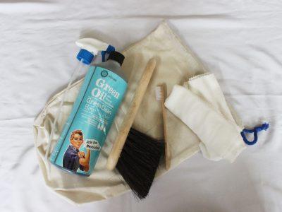 Ready to Bike Clean Kit