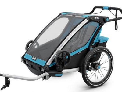 Thule Chariot Double Bike Trailer