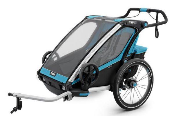 Thule Chariot Double Bike Trailer