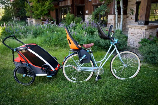 Thule kids carrier options. Kids Bike Seats. goRide
