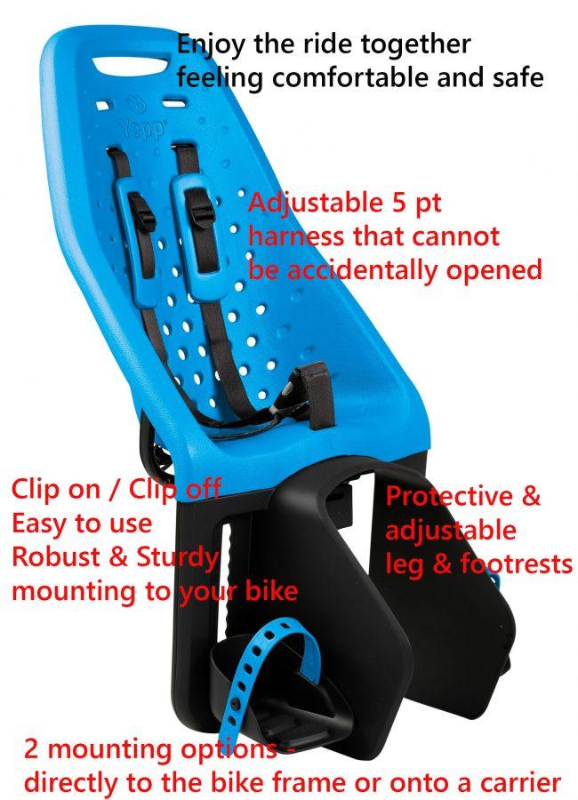 description of seat
