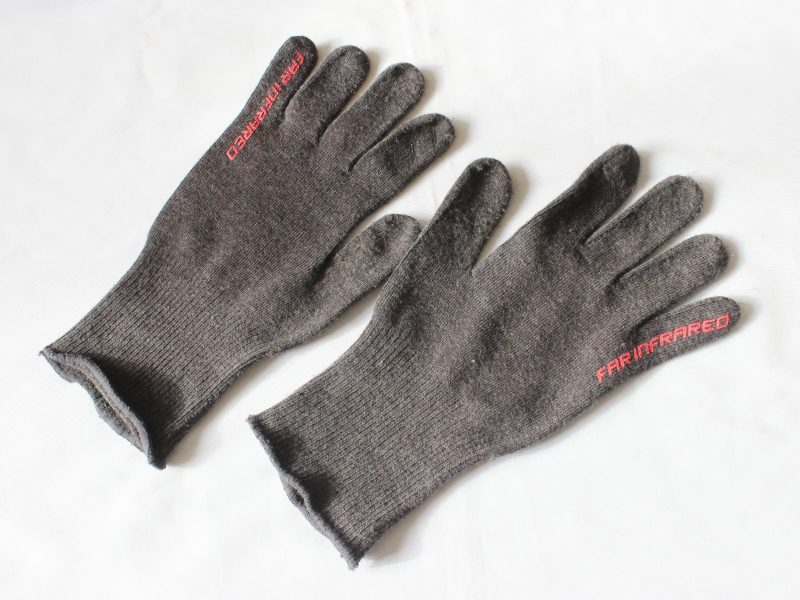 Winter bike glove liners. goRide