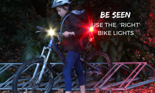 be seen bike lights