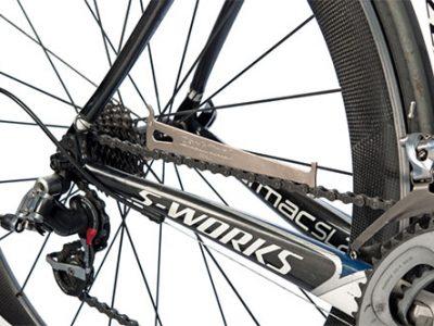 Chain wear too on bike chain 500w