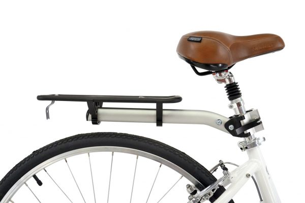Rear seat post bike carrier. goRide