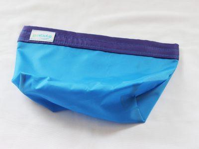 Schoolbag Handbag Tool Kit Bag Blue
