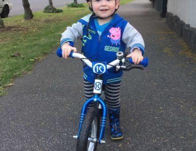 ByK Balance Bike. goRide