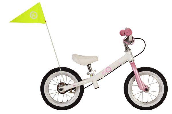 ByK Balance Bike. Pink. goRide