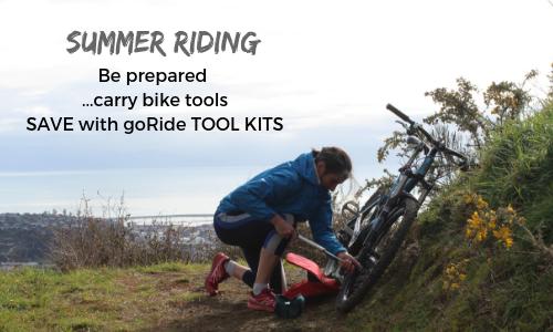 Summer Riding SAVE Bike Tool Kits