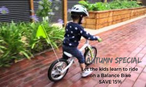Autumn Special 2019 Balance Bikes