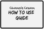Womens MTB Saddle & chamois cream