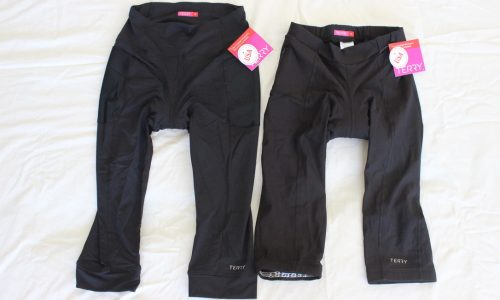 Womens Padded Bike Pants. goRide