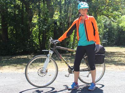 goRide Padded Bike Pant Women Bike Rider Page