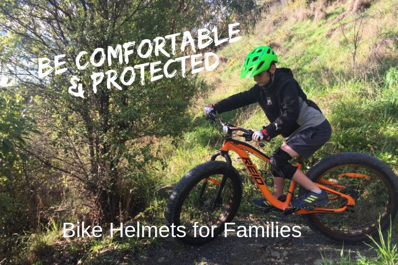 BikeHelmets for Families