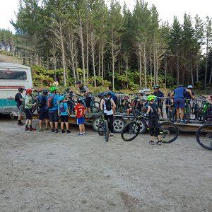 Rotorua Mountain Bike Park, NZ with Kids